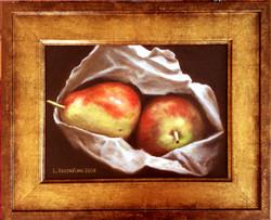 Brown Bag Pears