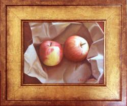 Brown Bag Apples