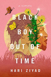 Ziyad-Black Boy Out of Time-Final Cover.