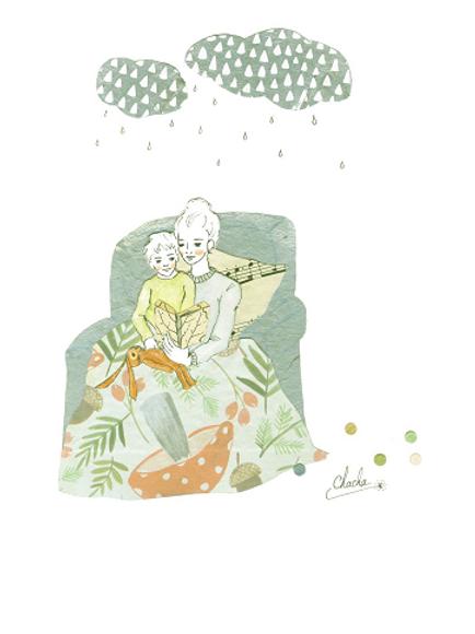 Joli jour de pluie