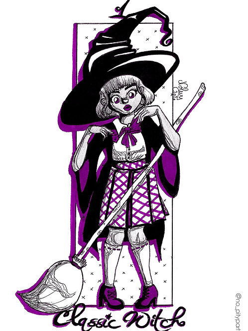 Witch Serie