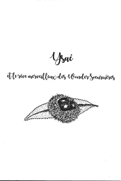 """Conte """"Ysaé et le rêve merveilleux des WonderSœurcières"""""""