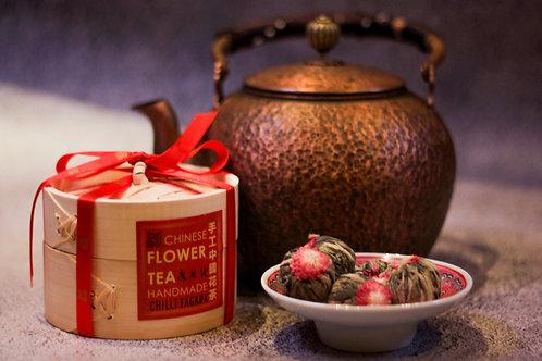 Handmade Chinese Flower Tea