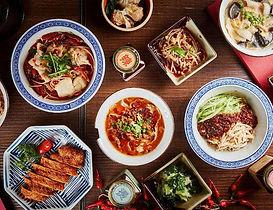 米芝蓮推薦餐廳的外賣外送美食