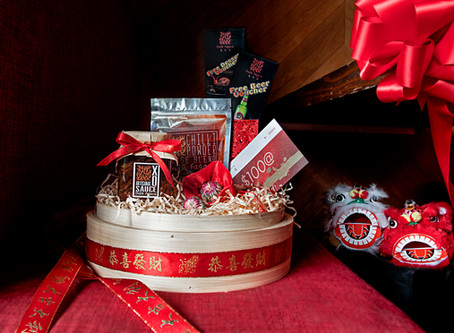 Chinese New Year Hampers (limited stock!)