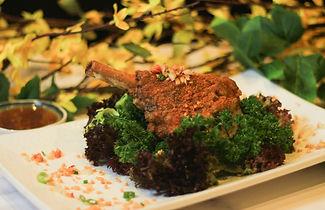不能錯過的復活節美食和春季特色菜單 普慶餐廳 The Astor 復活節限定甜品