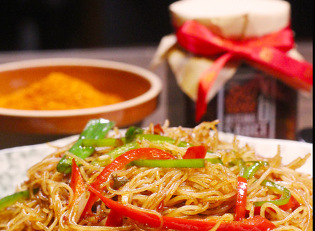 15-Minute Sichuan-style Fiery Comfort Noodles Recipe