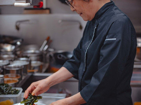 Meet Chef Chan Kai Ying