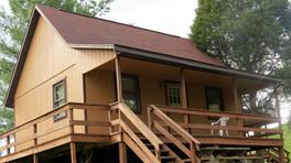 2 bedroom camping cabin $90