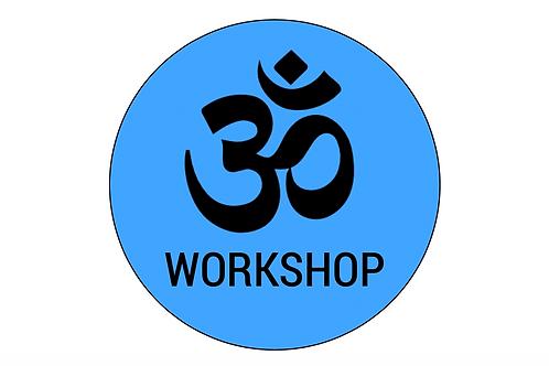 Yoga Workshop Gift Voucher