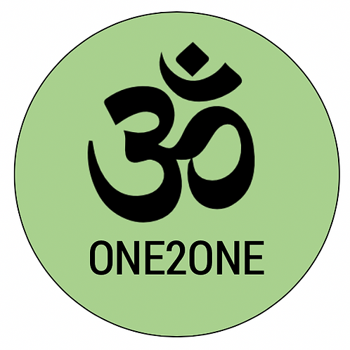 Yoga One2One Gift Voucher