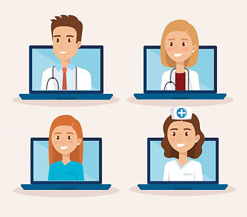 portatil-iconos-medico-telemedicina_2487
