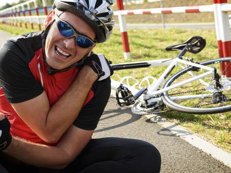 Fraturas e luxações da clavícula: lesões frequentes em ciclistas