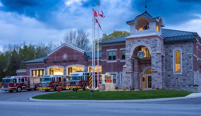 Orillia Fire Station No. 1