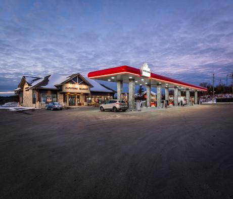 Capstone Market Gas Bar, Huntsville