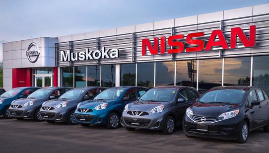 Muskoka Nissan, Bracebridge