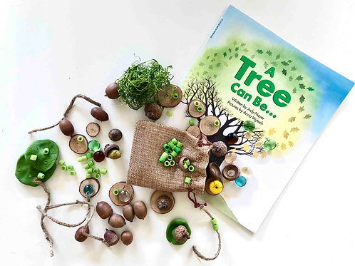 A Tree Can Be....Nature Box