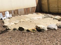Sandbox area
