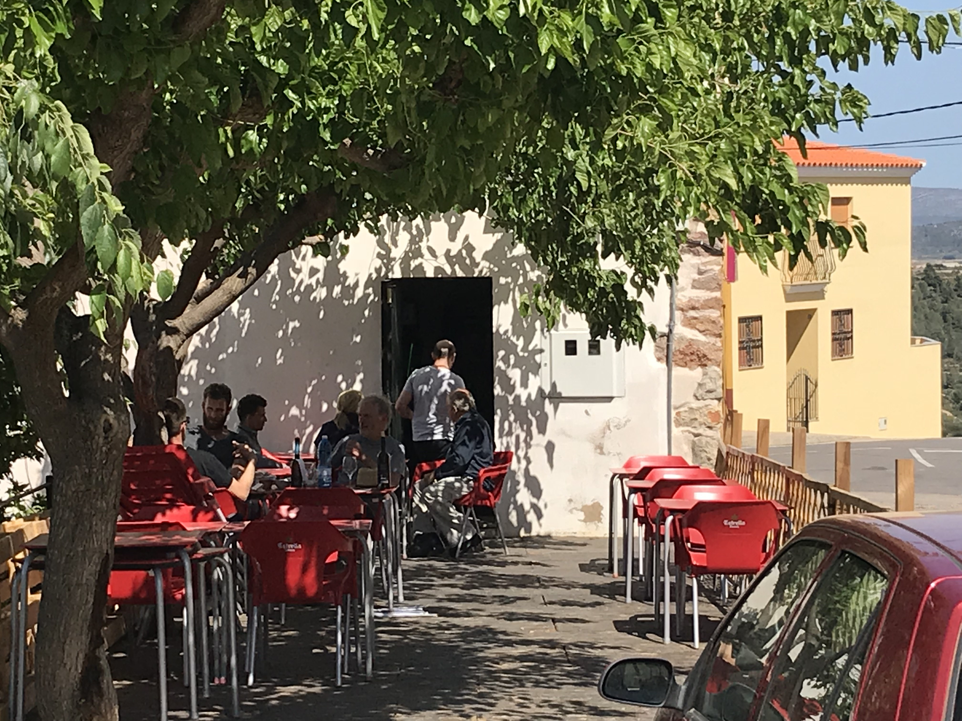 'Restaurant Cal mistero (Les Useres)