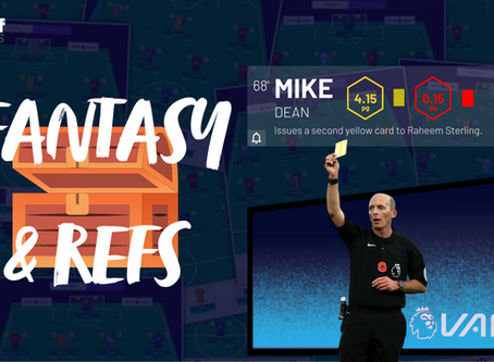 The Impact of Referee and VAR Reviews on the Fantasy Premier League