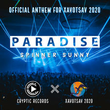 Spinner Sunny - Paradise