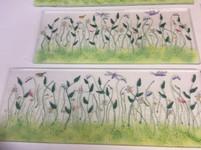 2 meadow tiles/splashback