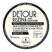 detour riserva 2020 - disco spina - 2103