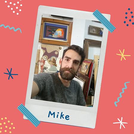 Mike Haasle - Collage teacher