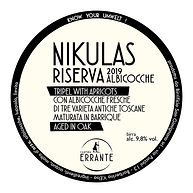 nikulas riserva 2019 - disco spina - 190