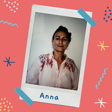 Anna Davis - Collage teacher