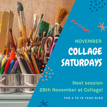 Collage Saturdays in November