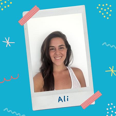 Ali Olivier - Collage teacher