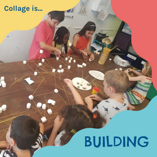 Collage is...building