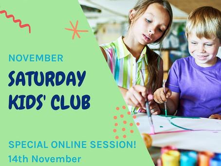 Online Saturday Club
