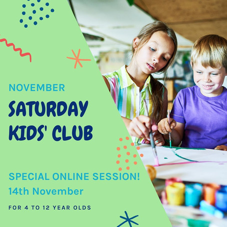 Online Saturday Club