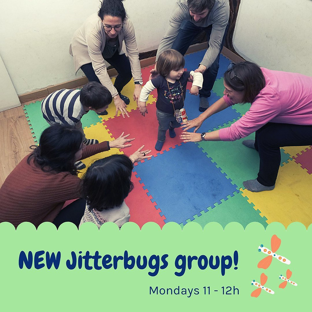 New Jitterbugs group
