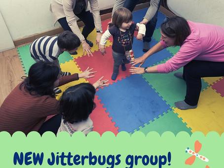 New Jitterbugs family group