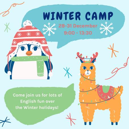Winter Camp 2020