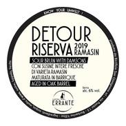 detour riserva 2019 - disco spina - 1908