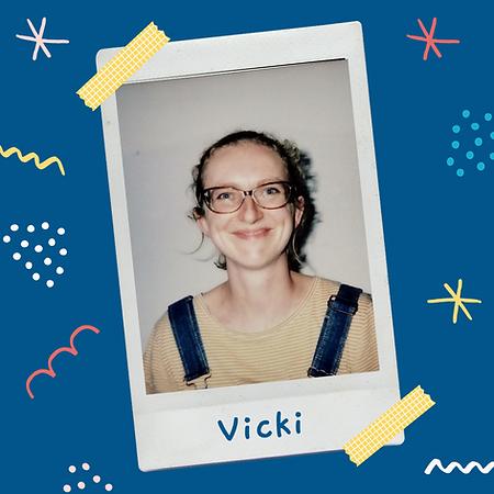 Vicki Robertson - Collage teacher