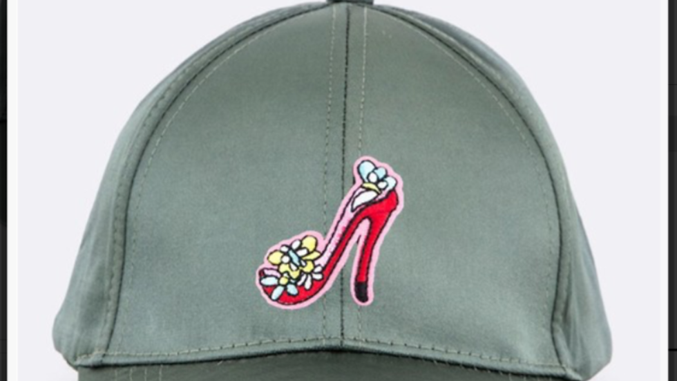 Heeled Hat