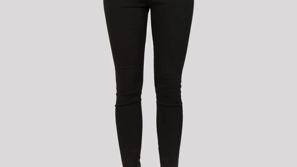 Black on Black Jeans