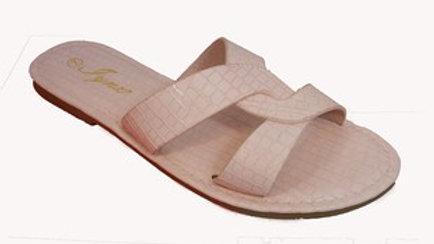 blush me sandals