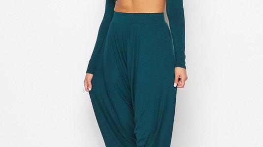 Genie pants and top