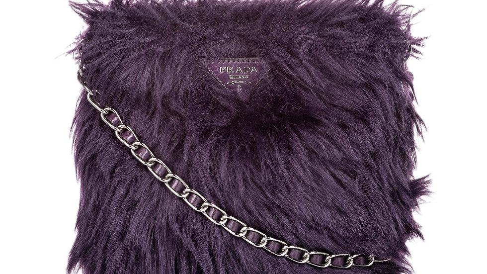 PRADE Fur Bag