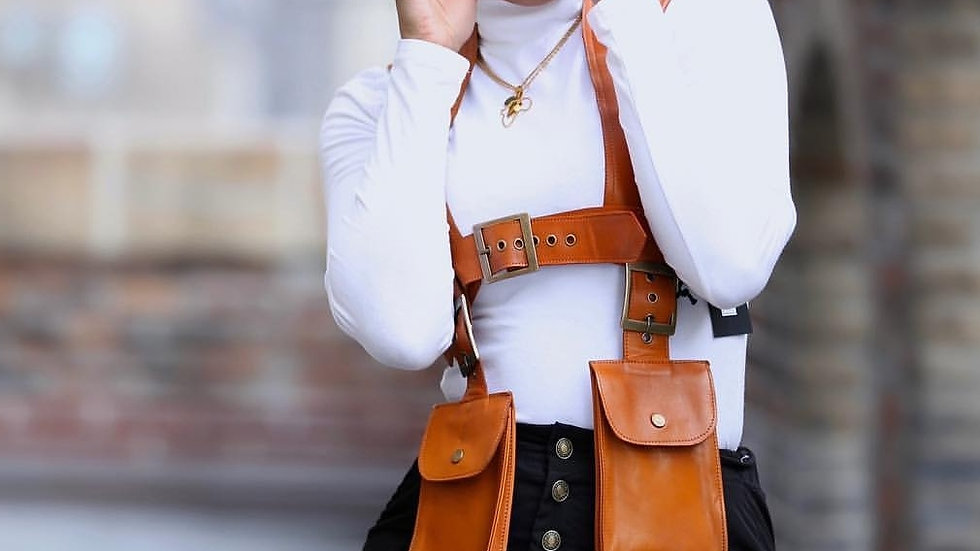 Toure Leather Holsters (men size available)