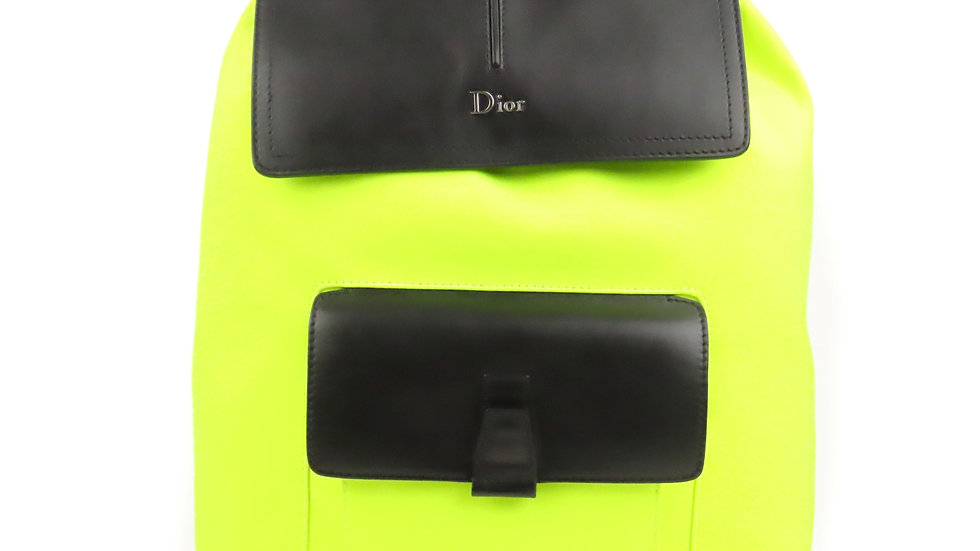 Dior Nylon Motion Backpack