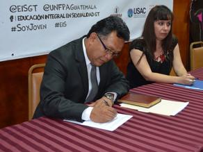 Firma de acuerdo mesa UNFPA