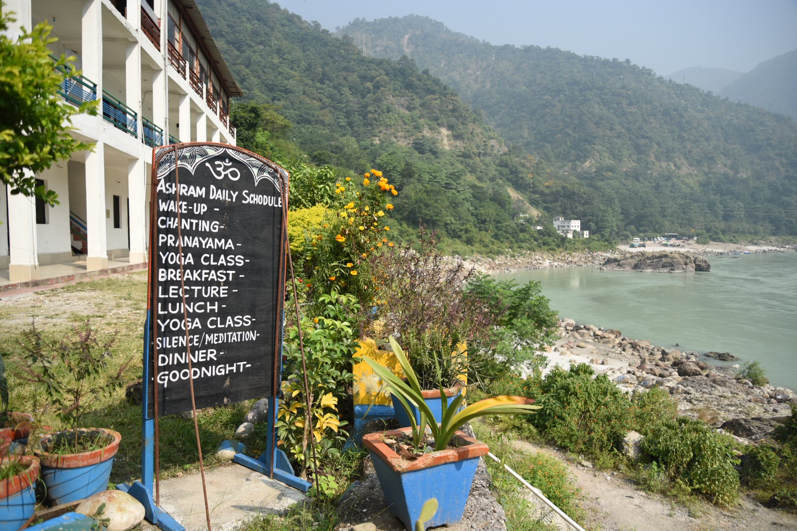 Yoga Retreat, Rishikesh