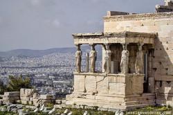 Temple of Athena, Athens
